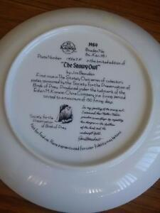 Collector's Dish - The Snowy Owl Prince George British Columbia image 2
