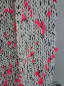 2 BRAND NEW ORIGINAL SCARVES MADE BY KNITTING LOVER Thorneside Redland Area Preview