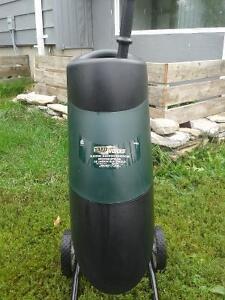 Yardworks 15 Amp Electric Garden Shredder