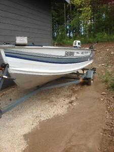 MUST GO-14ft Fishing Boat