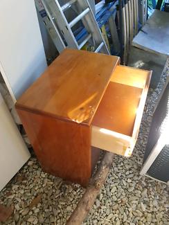 LARGE BEDSIDE TABLE