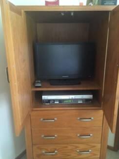 TV Cabinet / Tallboy for sale