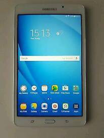 Samsung Galaxy tab 4 / 7inc screen/ 8gb memory/ front and back camera/WiFi/ 8gb / cash or swaps
