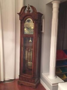 Grandfather Clock-Howard Miller 63rd Anniversary Edition