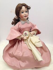 Ashton Drake Porcelain Dolls - Little Women Series