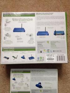 Trendnet Wireless G Broadband Router & Wireless USB Adapter $30 Cambridge Kitchener Area image 7