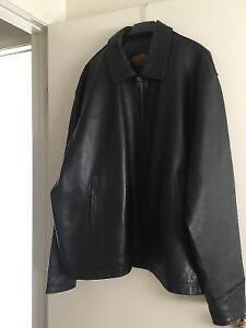Black Canyon genuine leather jacket brand new