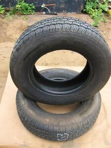 Hankook dynamic 4X4 set of 2 reference 63