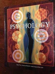 Psychology Third Canadian Ed. University of Winnipeg