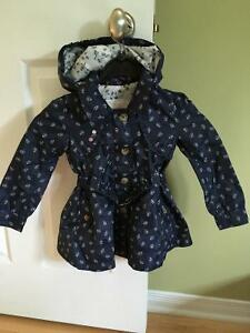 Mexx Rain Jacket - Girl