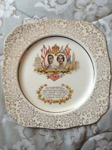 King George VI and Queen Elizabeth collectors plate for sale Stratford Kitchener Area image 2