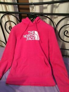 Hoodie sweater coton ouatté north face
