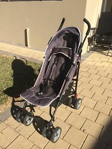 Layback easy fold stroller Lane Cove North Lane Cove Area Preview