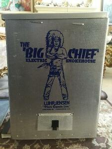 Big Cheif Smoker Top Load