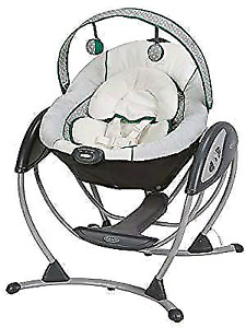 Graco Albie Swing /glider  - like new