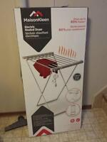 Clothes Drying Rack Electric Heated