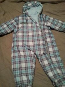 Carter's 12 Month Snowsuit