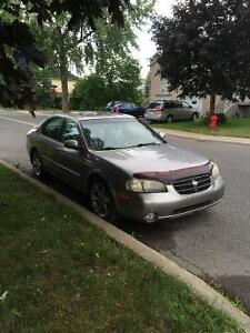 2001 Nissan Maxima - need some repair or for parts