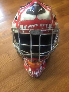 Youth Goalie helmet