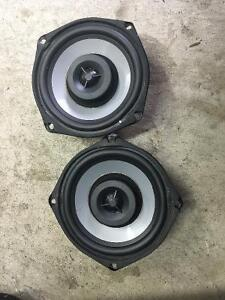Stock speakers and covers for 09 - 13 touring