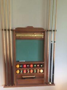 Olhausen Pool Table//accessories!!! Kitchener / Waterloo Kitchener Area image 4