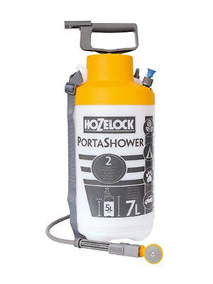 Hozelock 4-in-1 Porta Shower
