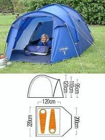 Vango Delta 200. 2 man Tent