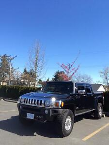 2009 HUMMER H3T Alpha Pickup Truck   (Trades listed)