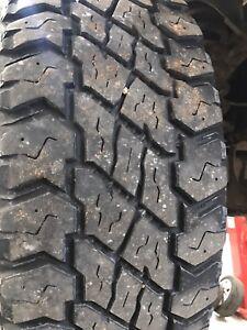 6x Cooper st tyres and GU patrol rims. 265/75r16 Morphett Vale Morphett Vale Area Preview
