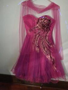 Special Occations Dress with Scaft  ... For Grad-Wedding etc...