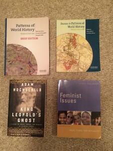 Various University Textbooks