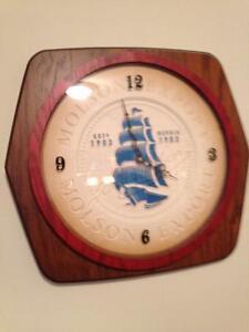 Horloge vintage Molson Export