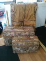Luggage Set in Very Good Condition