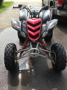 Raptor 660 Great condition