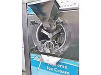 Supreme Ice Cream Batch Freezer Machine - Scooped Gelato Sorbet Yoghurt SB2