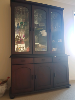 Wall Unit - display | Cabinets | Gumtree Australia Brisbane North ...