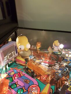The Simpsons Pinball Party Sell or Swap
