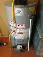 John Wood 50 gallon water heater