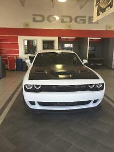 Brand New 2016 Dodge Challenger Hell Cat!! 707 stock HP!!
