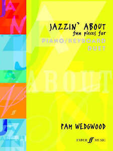 Jazzin' About: (Piano Duet) by Faber Music Ltd (Paperback, 1993)