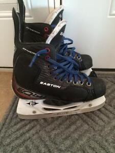 Easton EQ50 hockey skates- Size 6EE Belleville Belleville Area image 1