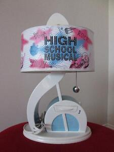 *AWESOME* HIGH SCHOOL MUSICAL MP3 LAMP