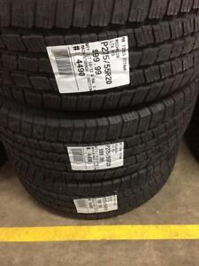 275/55/20 Michelin LTX M/S (All Season)