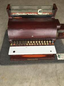 Antique - National Cash Register