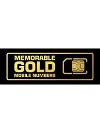 Golden Mobile Numbers PAC & Number