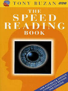 The Speed Reading Book, Buzan, Tony, Very Good Book
