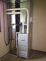 Air conditioning and furnace repair