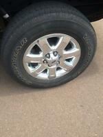 F-150 rims and tires Moncton New Brunswick Preview