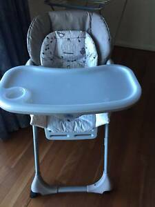 Chicco Polly Highchair very good condition South Perth South Perth Area Preview