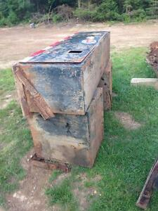 Tow Truck Storage Boxes Want Gone ASAP